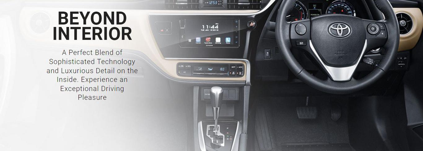 Harga Terbaru Toyota Corola Altis