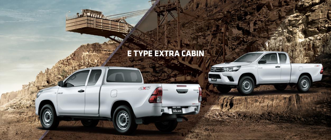 Harga Terbaru Toyota Hilux E CAB