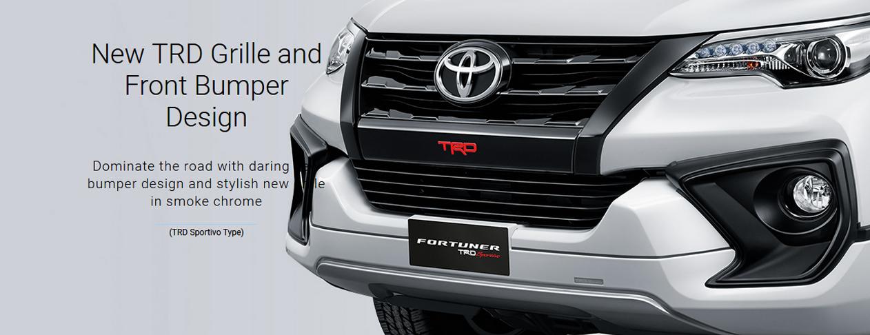 Harga Terbaru Toyota Fortuner
