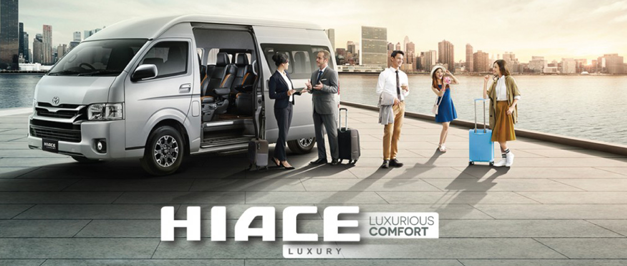 Harga Terbaru Toyota Hiace