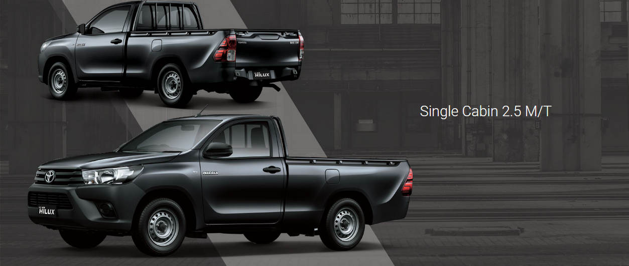 Harga Terbaru Toyota Hilux S CAB