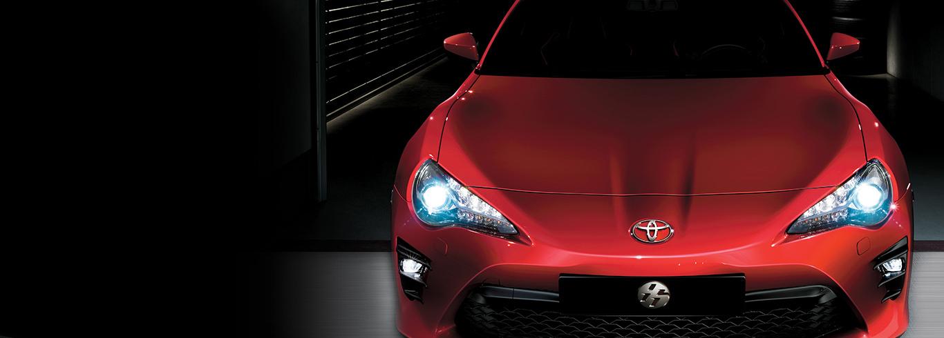Harga Terbaru Toyota Toyota 86