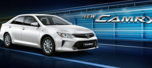 Harga Terbaru Toyota Camry