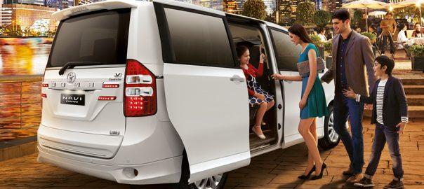 Harga Terbaru Toyota NAV1