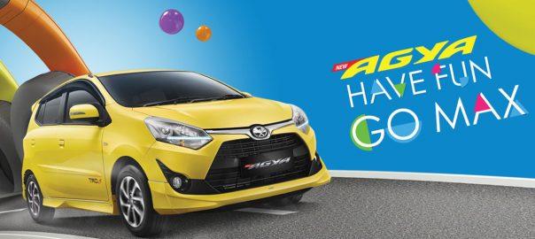 Harga Terbaru Toyota Agya