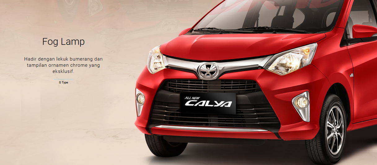 Harga Terbaru Toyota Calya