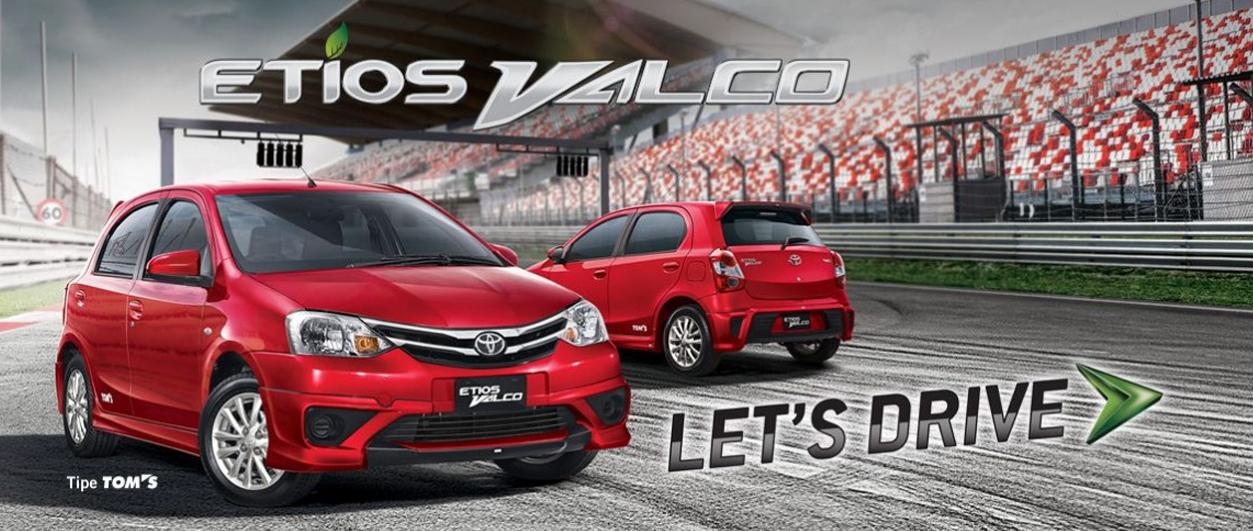 Harga Terbaru Toyota Etios Valco