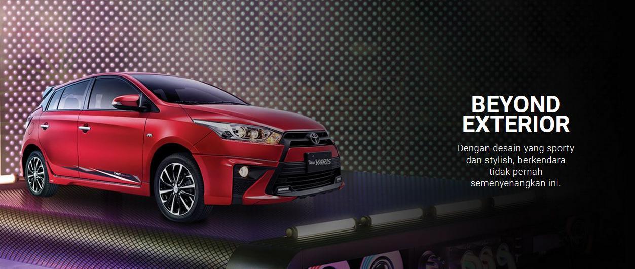 Harga Terbaru Toyota Yaris