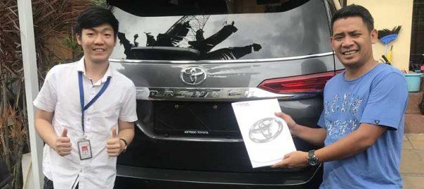 Promo Toyota Tangerang Banten