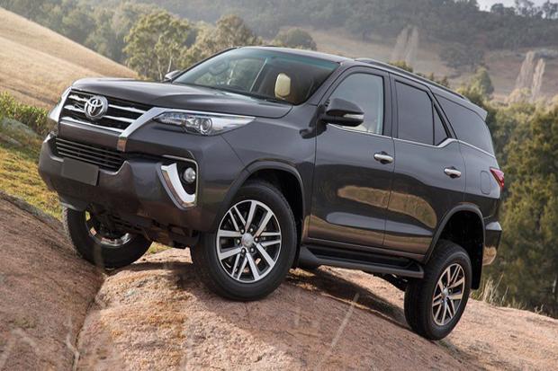 Toyota Fortuner Diamond Edisi Terbatas Hadir di Vietnam