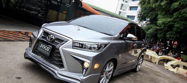 Toyota Innova Sentuhan Lexus Panaskan Xpander & All New Ertiga