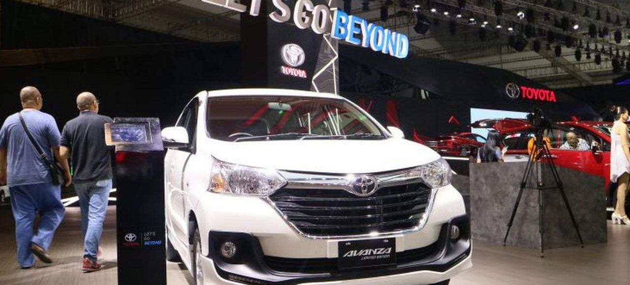 Toyota Sibuk Pamer Mobil Listrik di GIIAS 2018, Bagaimana Nasib Avanza