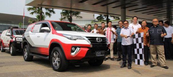 Manjakan Konsumen Mobil Mewah, Toyota Hadirkan THS Premium