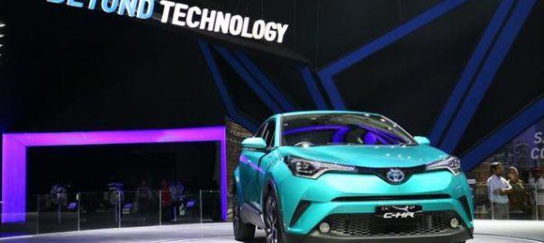 Apa Tujuan Toyota di GIIAS 2018