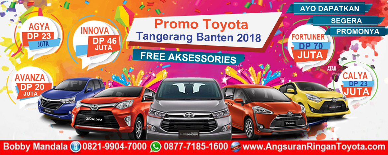 Promo Toyota Tangerang Banten - Dealer Toyota Astrido Tangerang