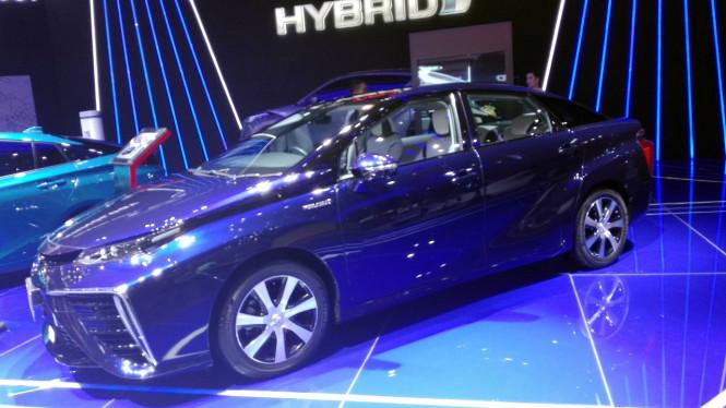 Toyota Akan Hadirkan Mobil Murah Baru