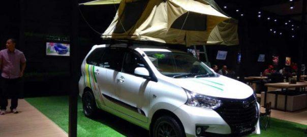 Toyota Perkenalkan Avanza Masa Depan