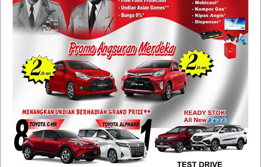 OPEN HOUSE- Dirgahayu RI Bersama Astrido Toyota Tangerang