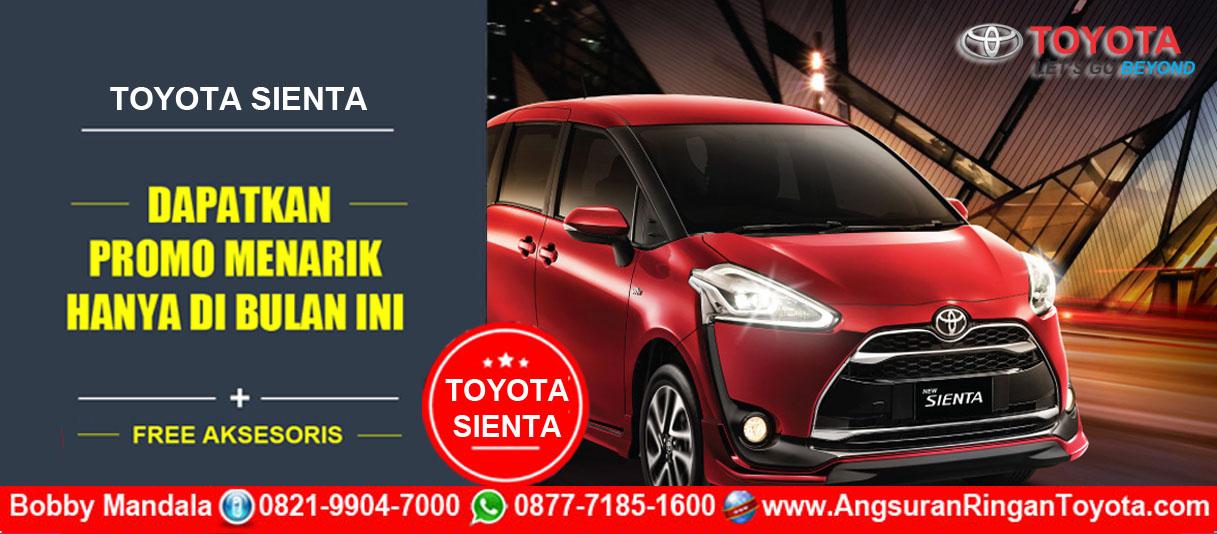 Info Promo Angsuran Murah Toyota Edisi Terbaru 2018