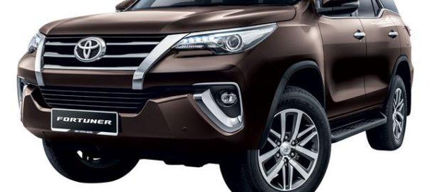 Kehadiran Toyota Fortuner dan Innova Model Baru Semakin Dekat, Ini Buktinya