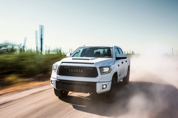 Toyota Bersiap Sulap Truk Doeble Cabin Tundra 2019 jadi SUV