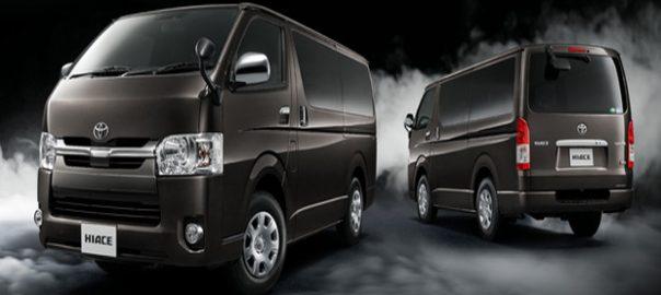 Toyota Siap Lepas Hiace Edisi Ulang Tahun ke-50