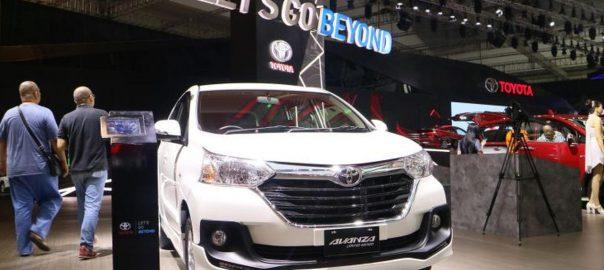 Ini Alasannya Toyota Pertahankan Target Meski Penjualan Turun